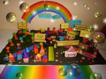 El proyecto Rainbow Village