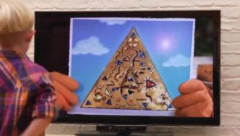 Aprende con Sesame Street Kinect