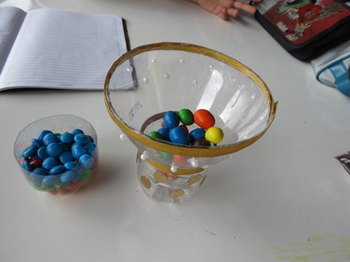 m&m Excel Activity
